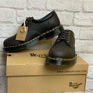 Dr Martens Snowplow Cocoa WP Shoes Sz 10 Mens New